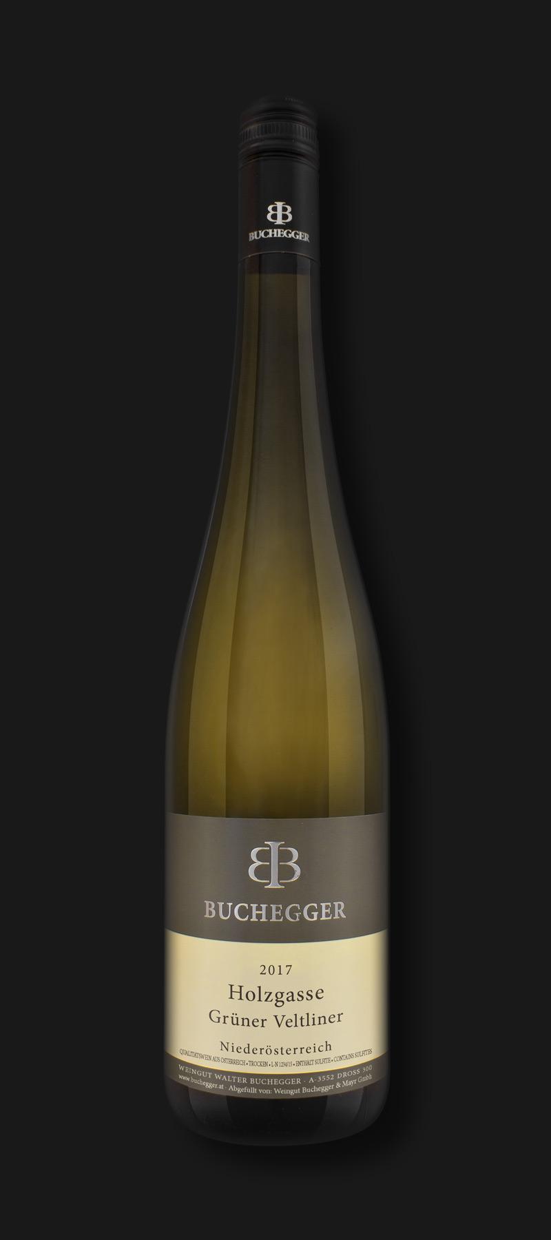 Wein des Monats Grüner Veltliner Buchegger